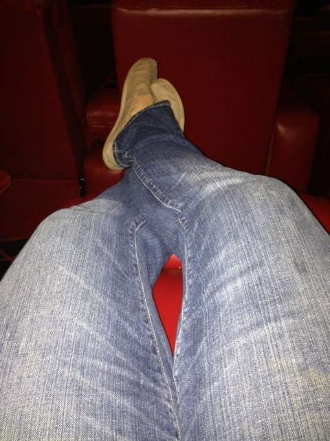 Leather Recliner Movie Theater