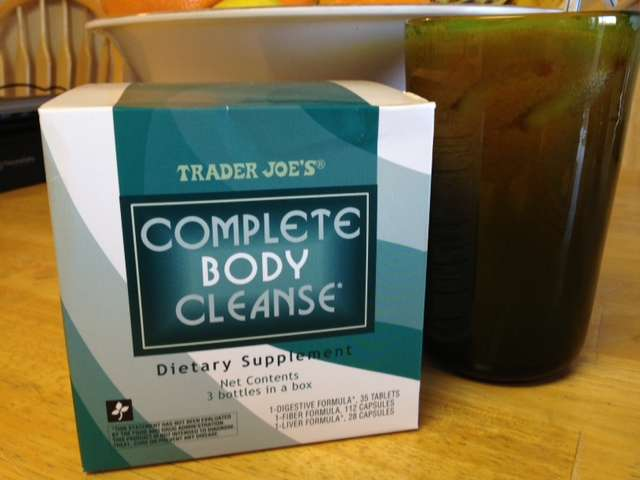 Trader Joe's Complete Body Clease