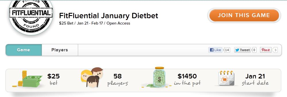 FitFluential DietBet