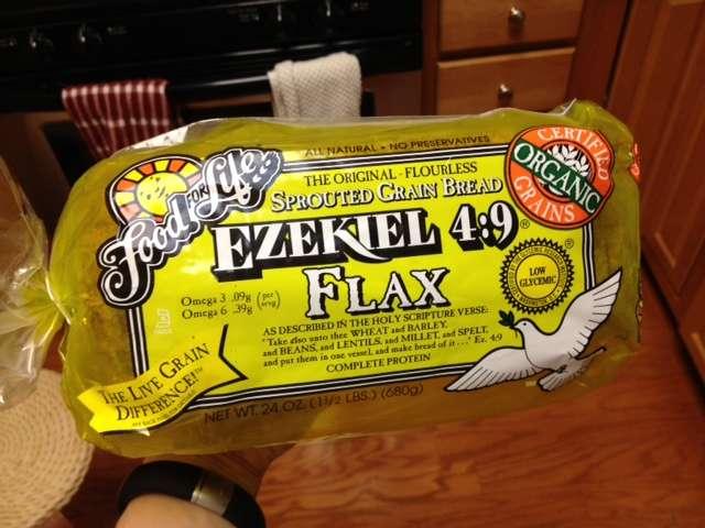Ezekiel 4:9 Flax Bread