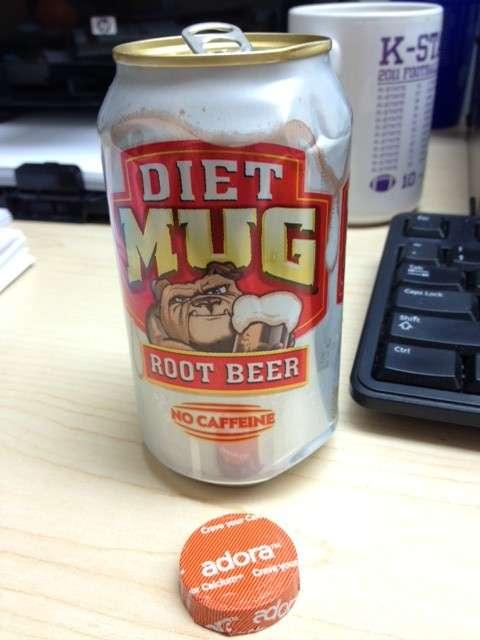 Diet Mug Rootbeer
