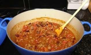 3 bean chili recipe