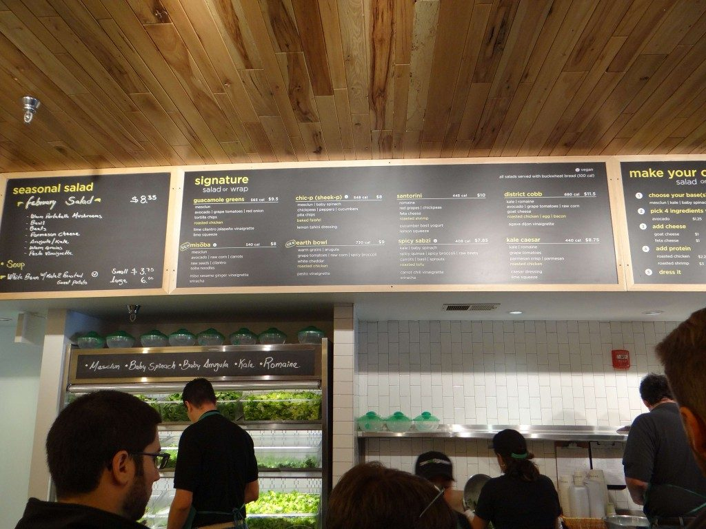 Capitol Hill Sweetgreen