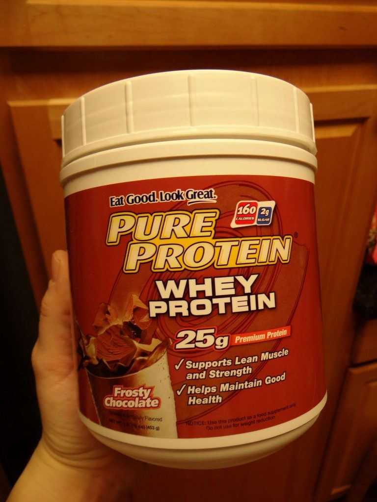Pure Protein  Chocolate Frosty