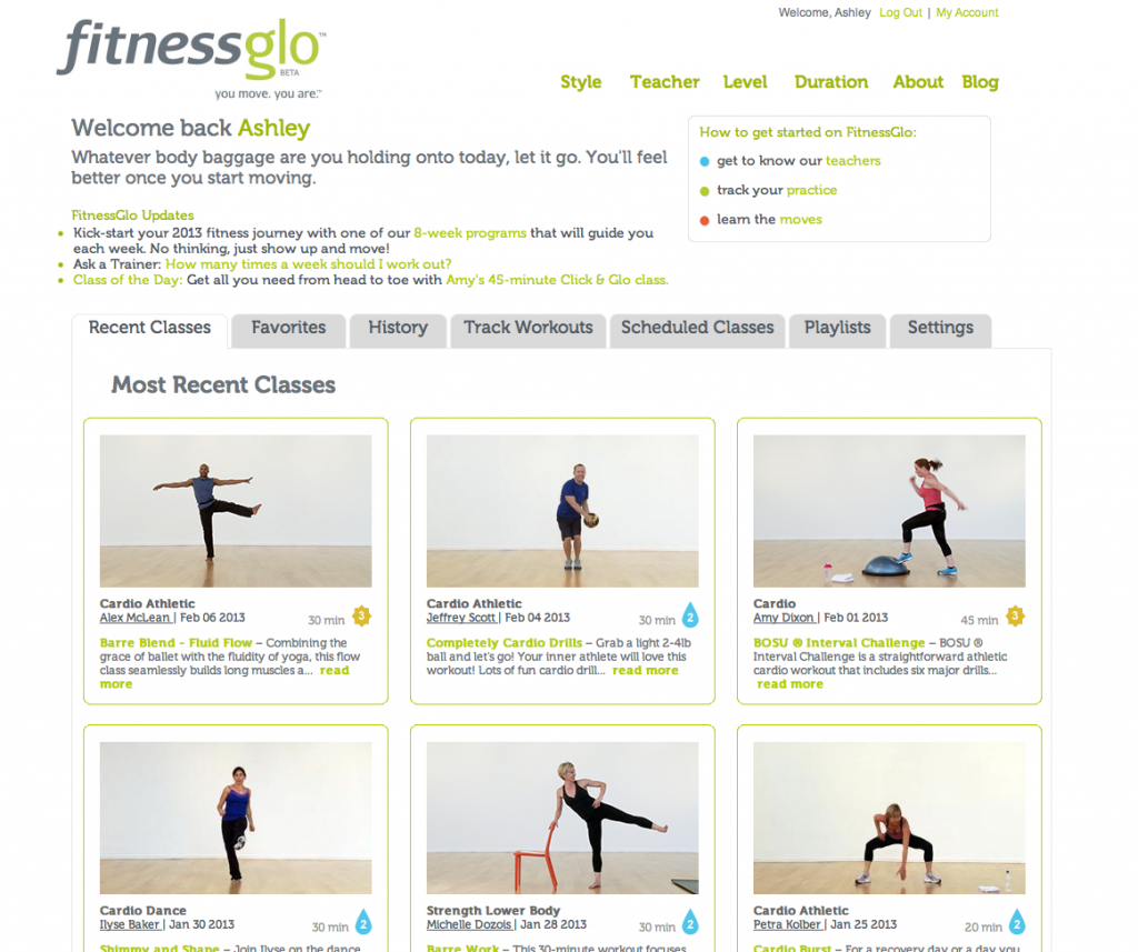 FitnessGlo Review