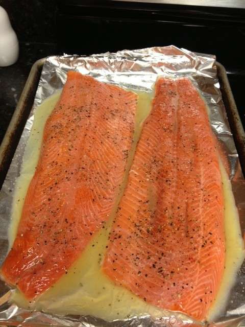 Costco Salmon