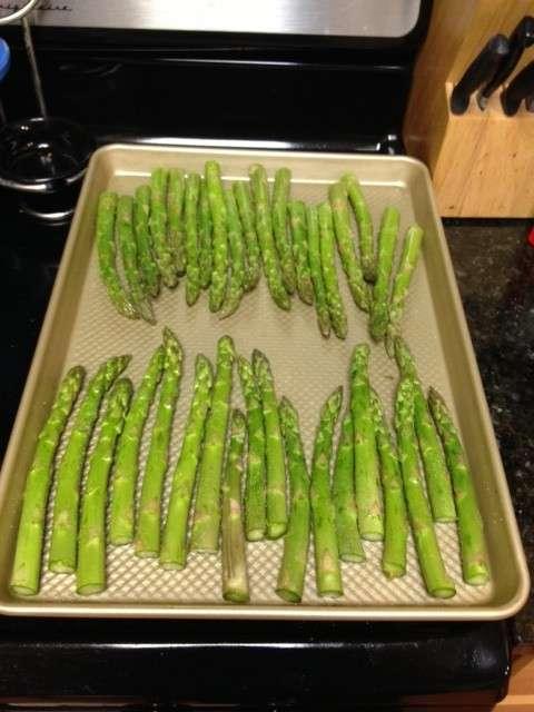 Costco Asparagus