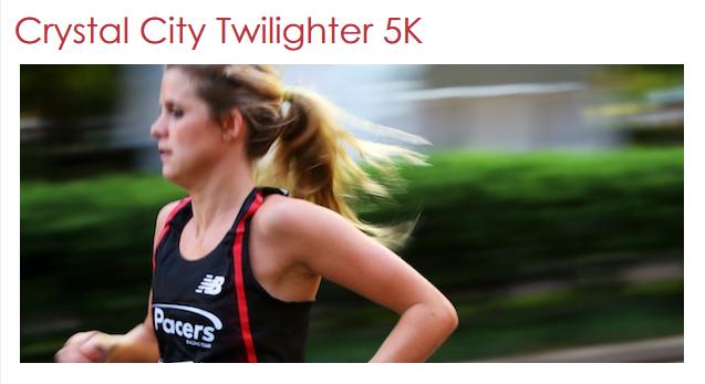 Crystal City Twilighter 5K