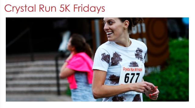 Crystal Run 5K Fridays