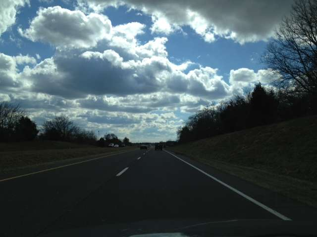 Drive to Charlottesville