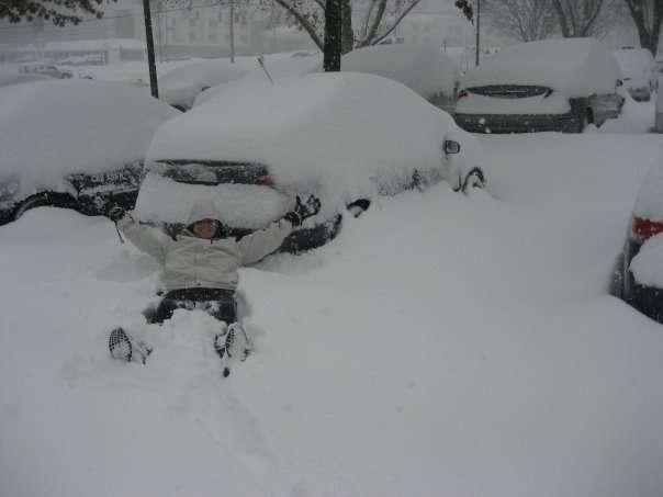 Snowmageden 2010