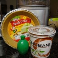 Key Lime Pie Greek Frozen Yogurt