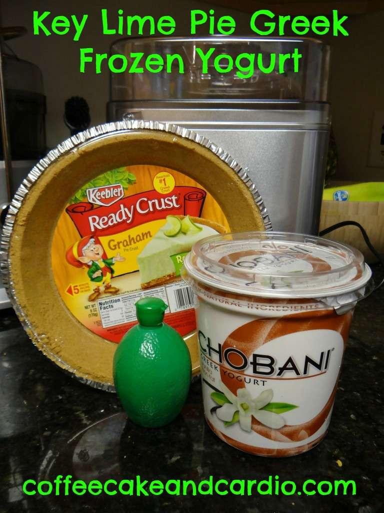 Key Lime Pie Greek Frozen Yogurt 1