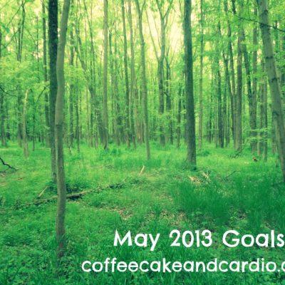 May 2013 Goals