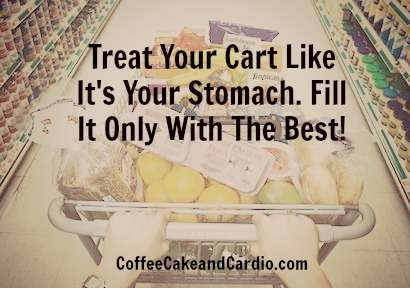 Treat Your Cart Like It's Your Stomach