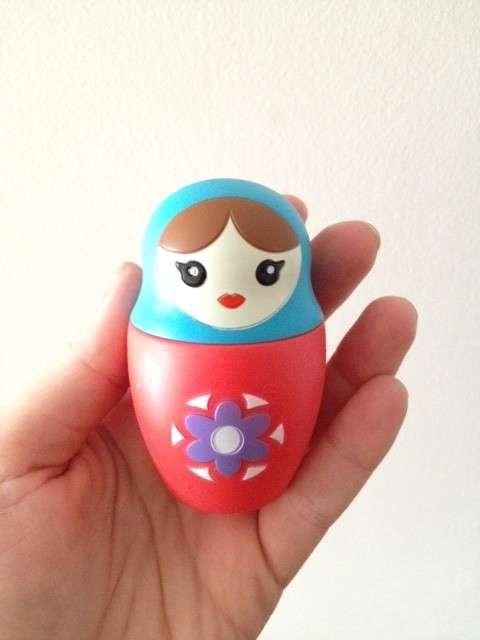 Russian Doll Tea Infuser