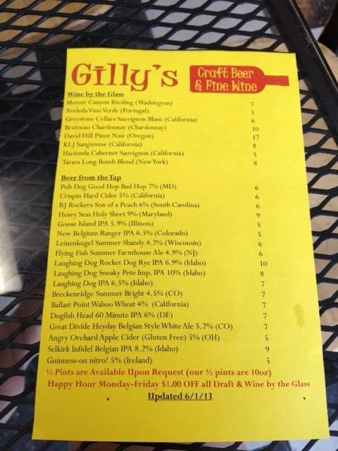 Gilly's Rockville