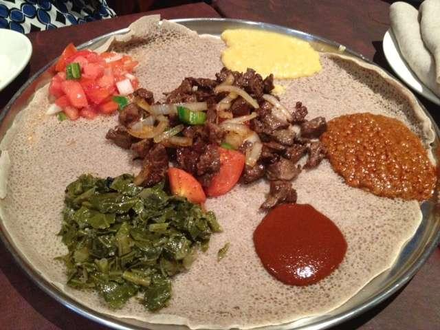 Dukem Ethiopian Food