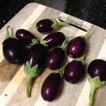 Spicy Eggplant & Ground Turkey Stir Fry