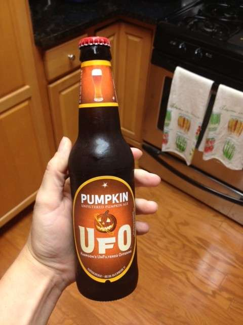 UFO Pumpkin Ale