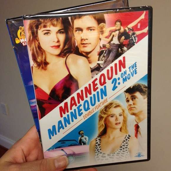 Mannequin DVD