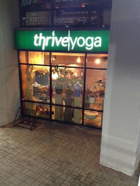 Thrive Yoga Rockville