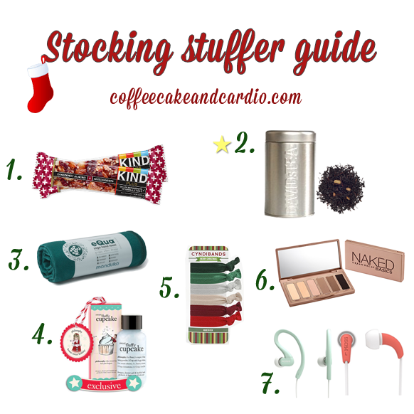 Stocking Stuffer Ideas 2013