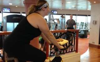 Exercising While on a Cruise