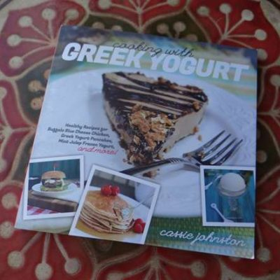 Cooking with Greek Yogurt Review and Giveaway
