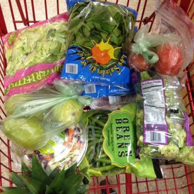 Grocery Shopping and Weekly Plan