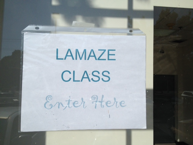 Northern Virginia Lamaze Class