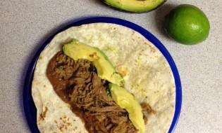 Crock Pot Chipotle Brisket Tacos