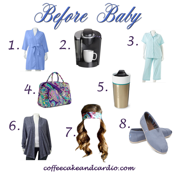 Things For Mom Before Baby Arrives - Balancing Today