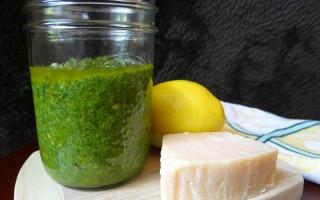 Lemon Pesto