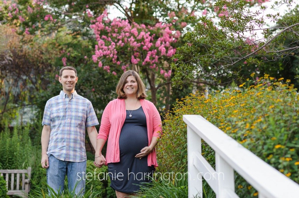 Washington DC Area Maternity Photographer Stefanie Harrington