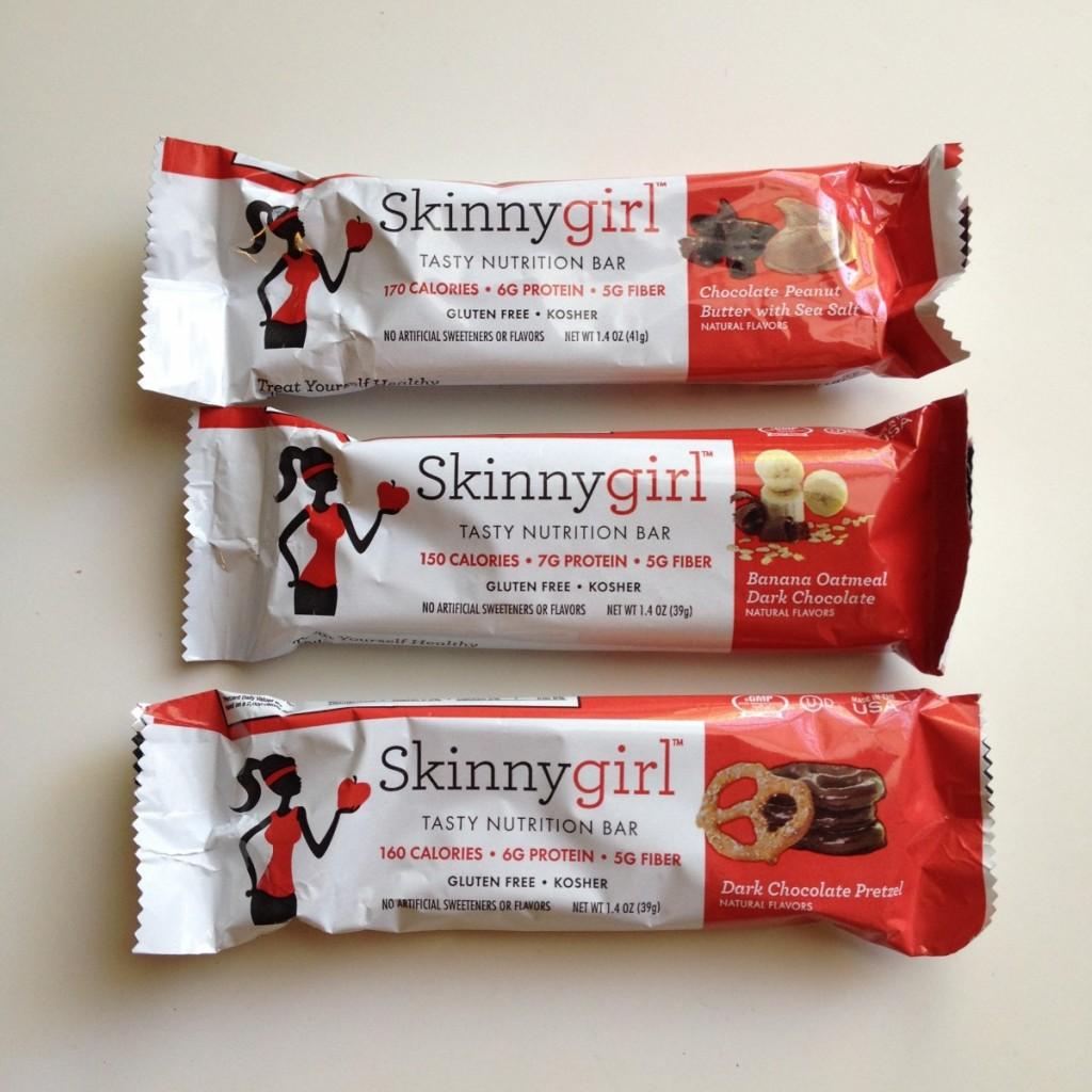 Skinnygirl Nutrition Bars