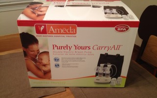 Ameda Purely Yours CarryAll Review