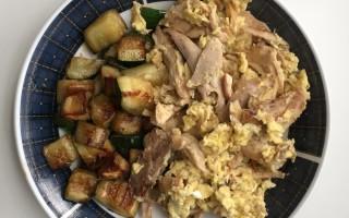 Rotisserie Chicken Breakfast