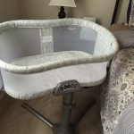 HALO Bassinest Swivel Sleeper Review and Giveaway