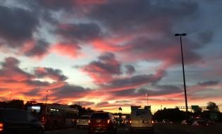 Beltway Sunrise