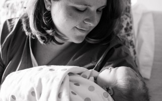Stefanie Harrington Newborn Photography Washington DC