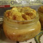 Mason Jar Pumpkin and Sage Crustless Quiches