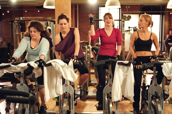 Fever Pitch Spin Class