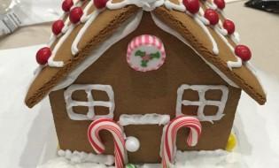Make Meaning Bethesda Gingerbread House Decorating Workshop