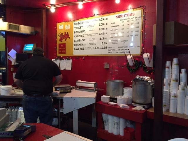 Rudy's BBQ Selma