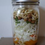 Mason Jar Asian Chicken Salads
