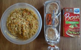Sunday Food and Meal Prep