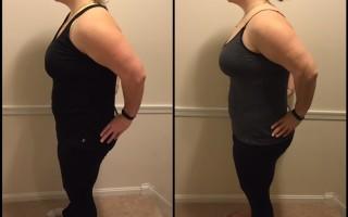 5 months postpartum