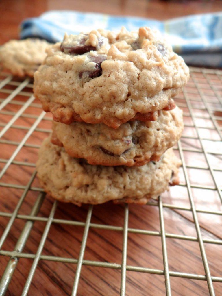 Quaker Maple Brown Sugar Oatmeal Cookies