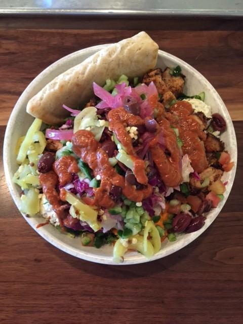 Cava Grill Salad